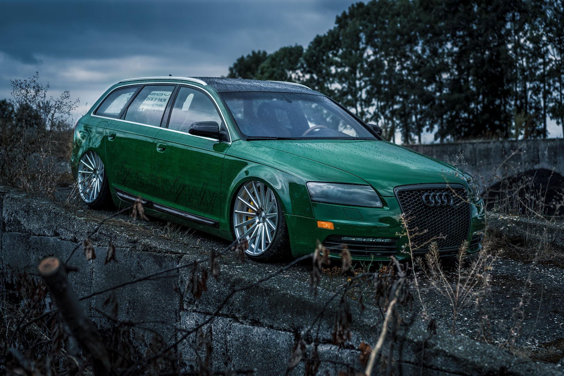 Audi A6 Wagenwahn