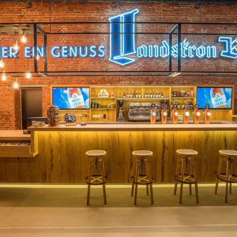 Besucherzentrum Brauerei